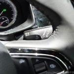 Skoda Kodiaq test drive review wiper stalk