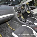 Subaru Impreza Future Sport concept 2017 Tokyo Motor Show dashboard angle view