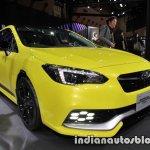 Subaru Impreza Future Sport concept 2017 Tokyo Motor Show rear front quarters