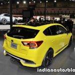 Subaru Impreza Future Sport concept 2017 Tokyo Motor Show rear three quarters
