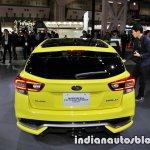 Subaru Impreza Future Sport concept 2017 Tokyo Motor Show rear