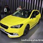 Subaru Impreza Future Sport concept 2017 Tokyo Motor Show three quarters