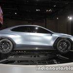 Subaru Viziv Performance Concept profile at 2017 Tokyo Motor Show