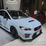 Subaru WRX STI S208 Limited Edition at the Tokyo Motor Show