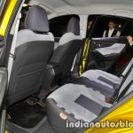 Subaru XV Fun Adventure Concept 2017 Tokyo Motor Show rear seat
