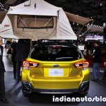 Subaru XV Fun Adventure Concept 2017 Tokyo Motor Show rear