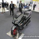 Suzuki Burgman 400 ABS at the 2017 Tokyo Motor Show