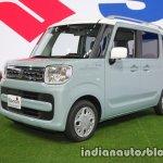 Suzuki Spacia Concept front three quarters at the Tokyo Motor Show