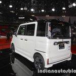 Suzuki Spacia Custom Concept rear three quarters at the Tokyo Motor Show
