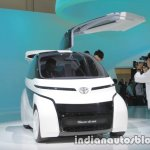 Toyota Concept-i Ride front at 2017 Tokyo Motor Show