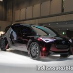 Toyota Fine-Comfort Ride Concept at the 2017 Tokyo Motor Show right front three quarters