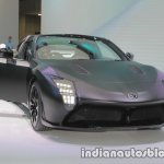 Toyota GR HV SPORTS concept front at the 2017 Tokyo Motor Show