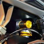 Triumph Street Triple RS suspension