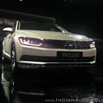 VW Passat front low