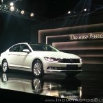 VW Passat front three quarters far