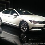 VW Passat front three quarters view