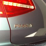 VW Passat name badge