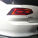 VW Passat tail lamp