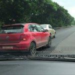 VW Polo dual tone rear view