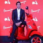 Vespa RED India launch Farhan Akhtar