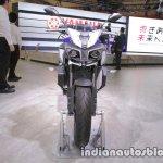 Yamaha MT-10 front at 2017 Tokyo Motor Show