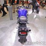 Yamaha MT-10 rear at 2017 Tokyo Motor Show
