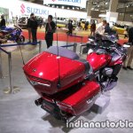 Yamaha Star Venture rear three quarters at the Tokyo Motor Show