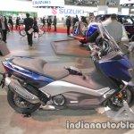 Yamaha TMax 530 profile at 2017 Tokyo Motor Show