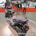 Yamaha TMax 530 rear three quarters left side at 2017 Tokyo Motor Show