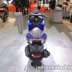 Yamaha Tricity 155 rear at 2017 Tokyo Motor Show