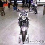 Yamaha XSR900 front at 2017 Tokyo Motor Show