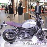 Yamaha XSR900 profile at 2017 Tokyo Motor Show