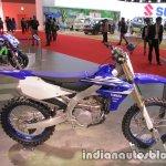 Yamaha YZ450F profile at 2017 Tokyo Motor Show