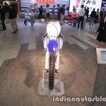 Yamaha YZ450F rear at 2017 Tokyo Motor Show