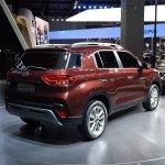 2017 Hyundai ix35 rear three quarters right side live image
