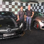 2017 Mercedes-AMG CLA 45 4MATIC and 2017 Mercedes-AMG GLA 45 4MATIC India launch