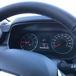 2018 Dacia Duster international media drive instrument console