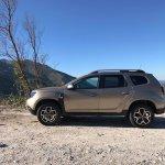2018 Dacia Duster international media drive side view