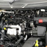 2018 Ford EcoSport (facelift) 1.5L TDCi diesel engine