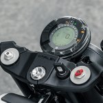 2018 Husqvarna Vitpilen 701 press shot instrument cluster