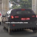 2018 Hyundai i20 facelift spied rear