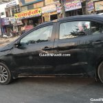 2018 Maruti Ciaz (facelift) left side spy shot