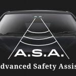 2018 Perodua Myvi Advanced Safety Assist (ASA) teaser