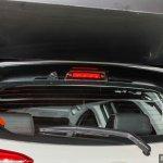 2018 Perodua Myvi rear spoiler live image
