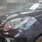 2018 Perodua Myvi spy shot