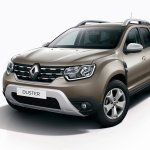 2018 Renault Duster front angle