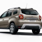 2018 Renault Duster rear three quarters