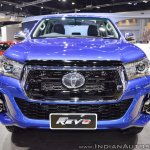2018 Toyota Hilux Revo at Thai Motor Expo 2017 front