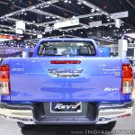 2018 Toyota Hilux Revo at Thai Motor Expo 2017 rear