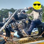 Avantura Choppers spied left side